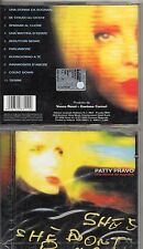 PATTY PRAVO CD sigillato UNA DONNA DA SOGNARE nuovo SEALED Vasco Rossi 2000