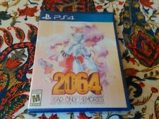 READ ONLY MEMORIES 2064 PLAYSTATION 4 PS4  limited run neuf/new