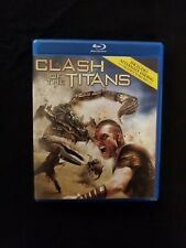 Clash Of The Titans Blu Ray+Dvd, Lot E2