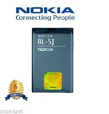NOKIA BL-5J BATTERY FOR NOKIA Lumia 520 X6 X1-00 N900 C3-00 Asha 200