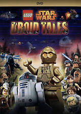 LEGO STAR WARS: DROID TALES NEW DVD,free shipping