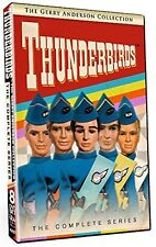 THUNDERBIRDS COMPLETE SERIES DVD Set TV Show Gerry Anderson Collection Lot Kids