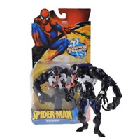 "Marvel Legends Comic 6"" Spiderman Spider-Man Venom Loose Action Figure With Box"
