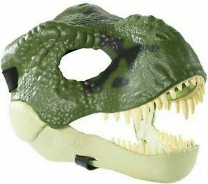 Jurassic World Tyrannosaurus Rex Green Kids Mask Legacy Collection