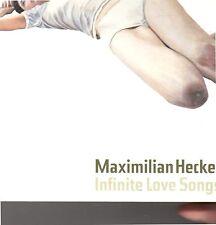 Maximilian Hecker - Infnite Love Songs - DIGI .....$8