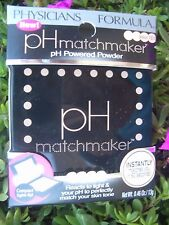 PHYSICIANS FORMULA PH MATCHMAKER FACE POWDER, POWER LIGHT UP COMPACT 7831 MEDIUM