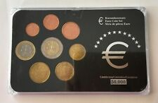 Slovaquie Série Euro 2009 8 monnaies 50000 exemplaires