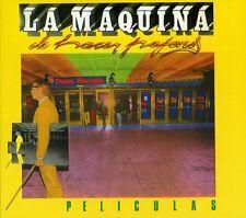 La M quina de Hacer P jaros - Peliculas [New CD] Argentina - Import