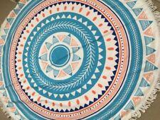 Beach & Tropical Geometric Home Décor Materials & Tapestries