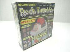 Rolling Stones Rock Tumbler Refill Kit Polish Rought Rocks to Semi Gemstones NEW