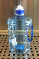 1/2 Gallon Quality Sports Cap Bottle With Handle Drinking Water Jug Canteen