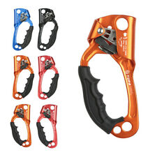 Right/Left Foot Ascender Rock Climbing Rappelling Caving Rescue Gear For 8-13mm