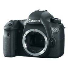 Canon EOS 6D (WG) 20.2 Mp Appareil Photo Reflex Numérique (Boîtier seulement)