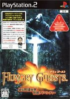 UsedGame PS2 Hungry Ghosts [Japan Import] FreeShipping
