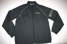 Adidas Climaproof Windbreaker Jacket Men L Black NEW Presidents Club Verizon