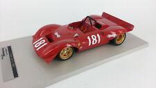 Tecnomodel Mithos Ferrari 212E #181 P. Schetty - Winner Ollon-Villars 1969 1/18