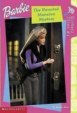 The Haunted Mansion Mystery (Barbie Mysteries, No. 1)-ExLibrary