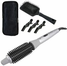 Perfecter Fusion Styler With Travel Bag Detangle Brush and Styling Clips