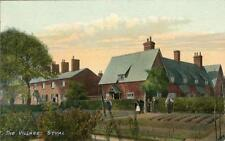 PRINTED POSTCARD OF THE VILLAGE, STYAL, (NEAR STOCKPORT), CHESHIRE