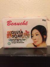 BEAUCHE INTERNATIONAL GLUTA SOAP SUPER WHITENING USA SELLER 90g