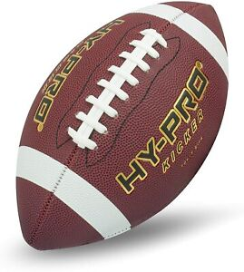 American Football Hypro Official Size NFL Ball Unisex-Youth