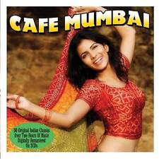 CAFE MUMBAI - 40 INDIAN TASTERS (NEW SEALED 2CD)