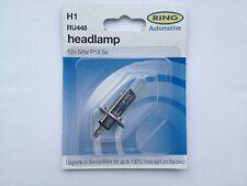 RING RU448 H1 CAR HALOGEN HEADLAMP BULB 448 12V 55W P14.5s - TOP QUALITY BRAND