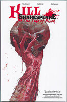 Kill Shakespeare Tide of Blood 3 TPB GN IDW 2013 NM 1 2 3 4 5