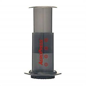 AeroPress Coffee and Espresso Maker with Tote Bag - 1 to 3 Cups Per Press
