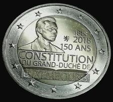 2 Euro   Luxembourg 2018 - 150 ans Constitution