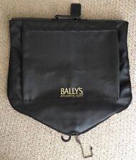 "BALLY'S ATLANTIC CITY Coated Canvas Leather/Nylon 46"" Garment Bag"