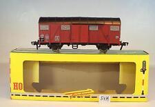 Fleischmann H0 1470 gedeckter Güterwagen Gmhs 53 2-achsig der DB OVP #5479