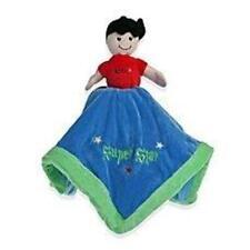 Baby Essentials Reversible Blanket Rock Star Super Star Security Blanket  NWT