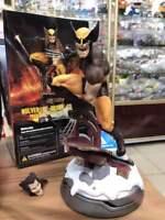 Marvel Side-show Wolverine Premium Format Exclusive  X-Men Figure 26cm Toys