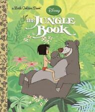 Disney's  The Jungle Book  New Hardcover Little Golden Book