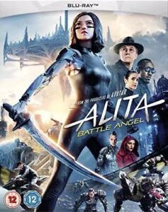 Alita - Battle Angel - Blu-Ray - New - C