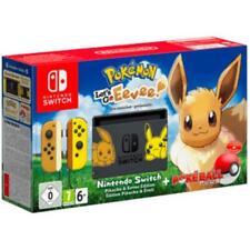Nintendo Switch Pokemon Eevee Ultimate Edition Brand New Jeptall