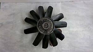 LAND ROVER DEFENDER 2.4 RWD EURO 4 VISCUS FAN AND BACK PLATE