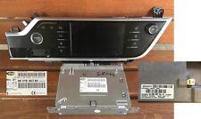 CITROEN c4 PICASSO GPS Navigation System Set radio SAT NAV SMEG + Digital LED LCD