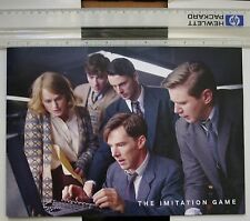 THE IMITATION GAME Rare 16 Pg Booklet Exclusive for SAG Members Only