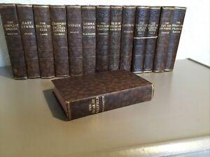 Vintage Book-The Vicar of Wakefield & Poems-O Goldsmith- Odhams Press Ltd-1930s
