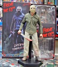 Jason Voorhees Friday the 13th Part III SIDESHOW 1/6th Scale ACTION FIGURE 12""