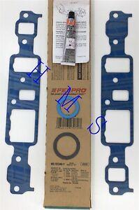 FEL-PRO MS 93346-1 INTAKE MANIFOLD GASKET SET FITS CHEVROLET GMC V6 262