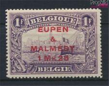 Belgische. Post Eupen / Malmedy 7C, dentate 14 3/4-15 met Fold 1920 Al (9222565