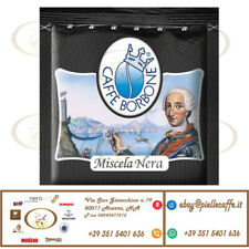150 Cialde Borbone Nero Cialde Carta ESE 44mm Caffe Borbone Miscela Nera