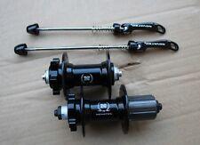 NOVATEC Bearing Hub 32H MTB Road Bike disc brake Hubs w/Skewers Front Rear set