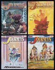 GDW RPG Journeys Multidimensional Roleplaying Magazine Lot - Issue 2 / 3 / 4 / 5