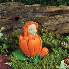 Flower Bud Birthday Baby Calendola   October Miniature Fairy Garden 16969