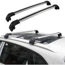 Cross Bar Crossbar For Mitsubishi Outlander Sport 2010 2017 Roof Rack Rail  (Fits: Mitsubishi Outlander Sport)