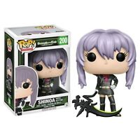 Seraph of the End Shinoa with Scythe Exclusive Pop! Vinyl Figure 200